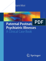 Paternal Postnatal Psychiatric __Illnesses