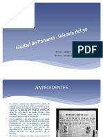 Isae- Decada Del 30-Historia