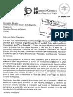 ACAC - Notas Sobre Politica & Financiacion de CTel en Colombia