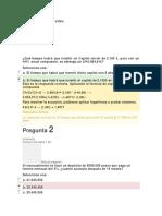 Parcial Matematicas Financieras Unidad 1