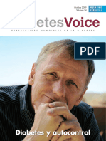 Diabetes y autocontrol. Diabetes Voice 2009.pdf