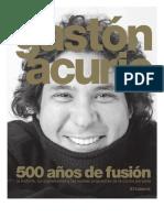 500 Años de Fusión Gaston Acurio