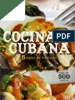 eBook Cocina Cubana Cocina Cubana
