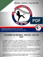 Academia de Beisbol Infantil