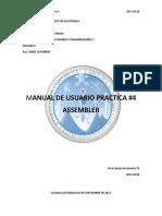 Manual Usua Rio 1