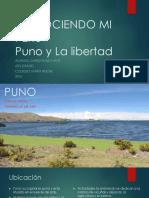 Conociendo Mi Perú