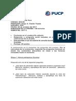 HIS146 - Examen parcial - D. Chalán