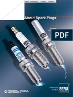 All About Spark Plugs - BERU