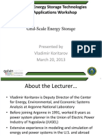 Koritarov Grid-Scale Energy Storage Final