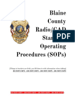 blaine county radio 2fcad standard operation procedures  sop   1
