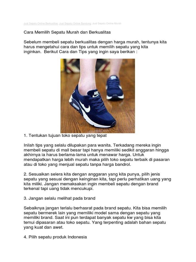 Jual Sepatu Online Berkualitas Jual Sepatu Online Bandung Jual
