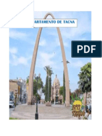 DEPARTAMENTO DE TACNA