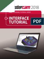 Mastercam2018 Interface Tutorial