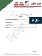 Manual de Utilizare DigiSigner PDF v1