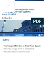 Power Systems in Switzerland