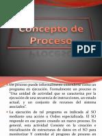 Los Procesos(Soviesky Santos)