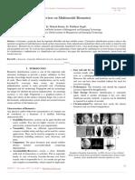 Review on Multimodal Biometric
