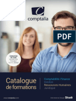Catalogue Formations Comptalia
