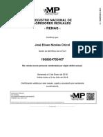 Certificado 1999934750407 Jose