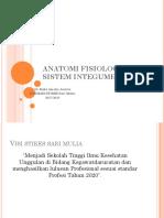 Anfis-Integumen Dr Juwita