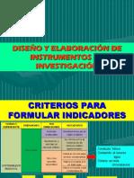 Parte 2 Diseño y Elaboracion de Instrumentos de Investigacion