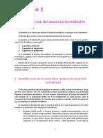 TEMA 1. Identificación Del Material Hereditario