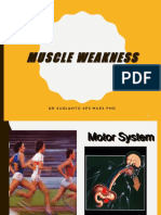 Muscle Weakness Ed 2017