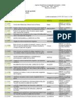 Listado de Productos Libres de Gluten Assal Julio 2017