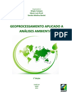 Geo Aplicado Analises Ambientais Piroli 2015