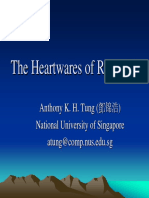 The Heartware of Research