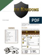 War in the Splinter Kingdoms