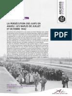 Dossier archives départementales