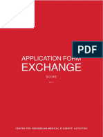 Application Form Exchange