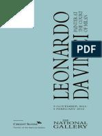 Exhibition Guide Leonardo Da Vinci