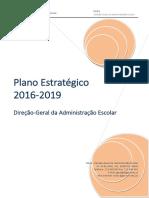 20160111 Institucional PlanoEstrategico2016 2019