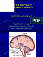 Sign & Symptoms in Neurological Disease NYR