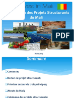 Investment in Mali