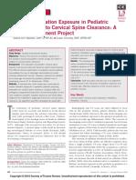 jurnal Decreasing Radiation Exposure in Pediatric Trauma.8