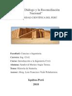 Trabajo Monografico de Introduccion a La Ingenieria