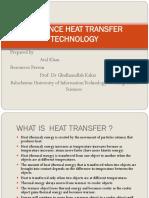 Advance Heat Transfer Technology
