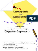 learninggoalsandsuccesscriteria-101024085630-phpapp01