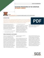 SGS Clinical Marketing Authorization en 09