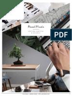 Byhand eBook Template