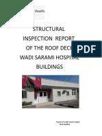 Draft Wadi Sarami Roof Deck Inspection 06 Dec 2017