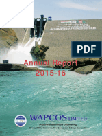 WAPCOS Annual Report 2015-16 English