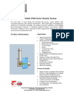 Tiheys - Density Mass Flow Brochure