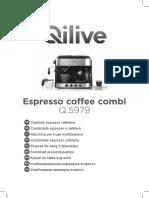 Qilive q 5979 espresso combi coffee.pdf