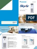 Download Brosur Ac Floor Standing Non Inverter r410a
