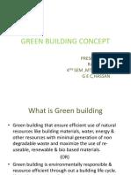 Green Building Materials New