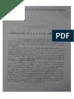 Gonçalves Dias e a Raça Americana Raimundo Lopes